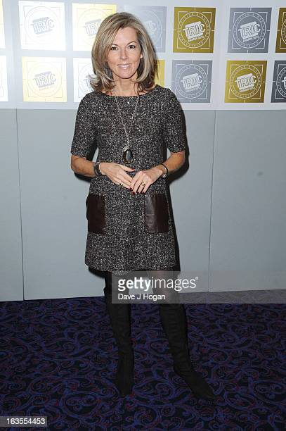 Mary Nightingale attends the TRIC Awards 2013 at The Grosvenor House Hotel on March 12 2013 in London England