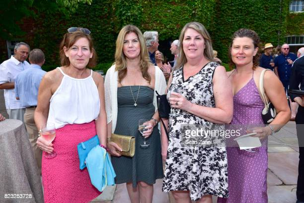 Mary O'Brien Sarah Smith Trisha McEntire and Jean King attend Maison Gerard's Opening Night Party for Marino di Teana Sculpture Exhibition at Michael...