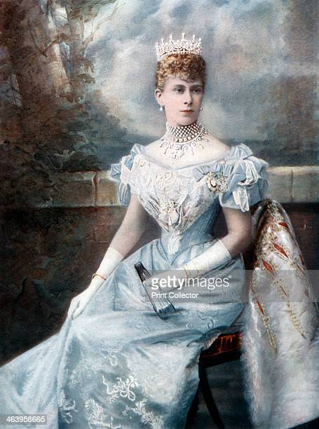 Mary of Teck late 19thearly 20th century Mary of Teck later Queen Mary was the Queen consort of George V of the United Kingdom