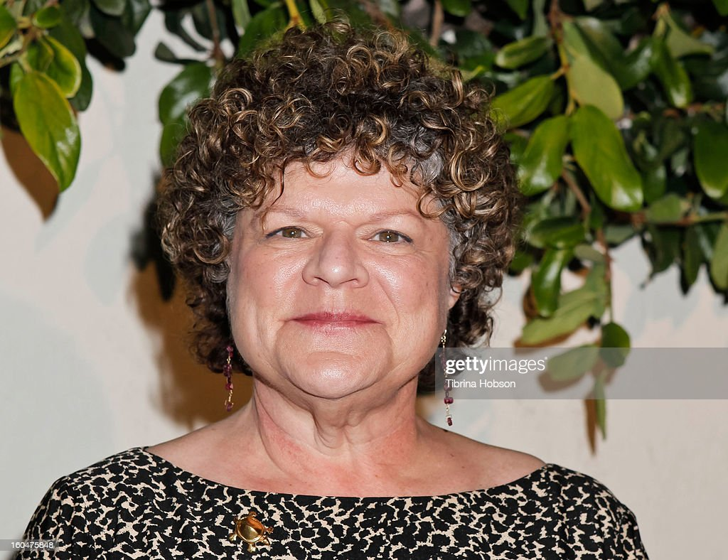 Mary Pat Gleason attends the 'Kumpania Flamenco' premiere at El Cid on January 31, 2013 in Los Angeles, California.