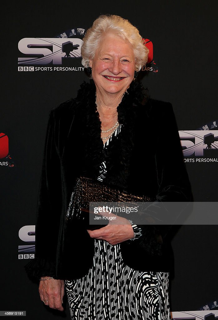 <a gi-track='captionPersonalityLinkClicked' href=/galleries/search?phrase=Mary+Peters&family=editorial&specificpeople=221168 ng-click='$event.stopPropagation()'>Mary Peters</a> attends the BBC Sports Personality of the Year Awards at First Direct Arena on December 15, 2013 in Leeds, England.