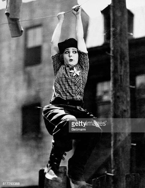 Mary Pickford in a scene from Little Annie Rooney directed by William Beaudine