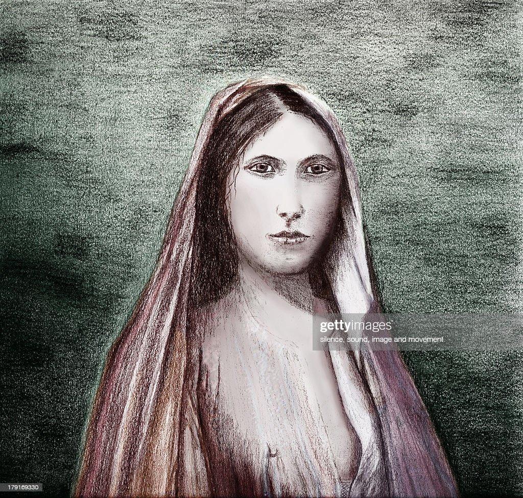 Mary : Stock Photo