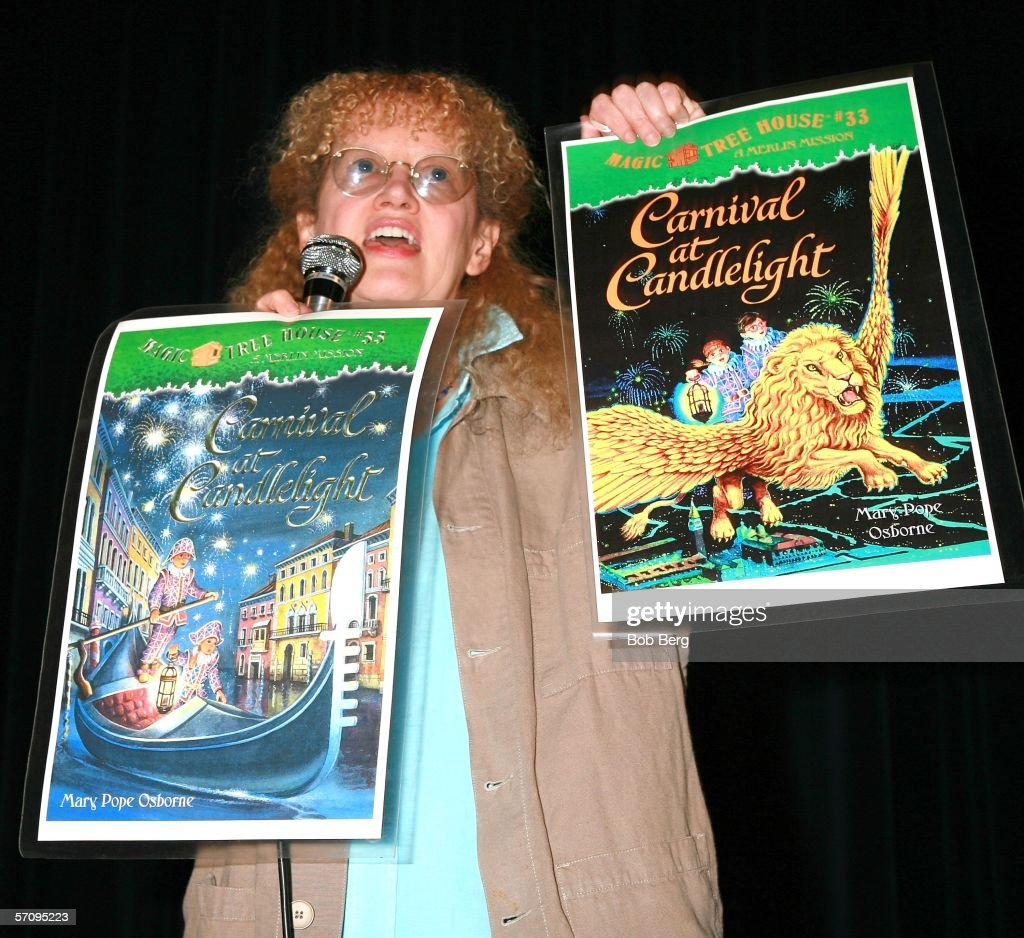 Who Wrote The Magic Treehouse Series Part - 16: Mary Pope Osborne Author Of The Bestselling U0027Magic Tree Houseu0027 Series Of  Childrenu0027s Books
