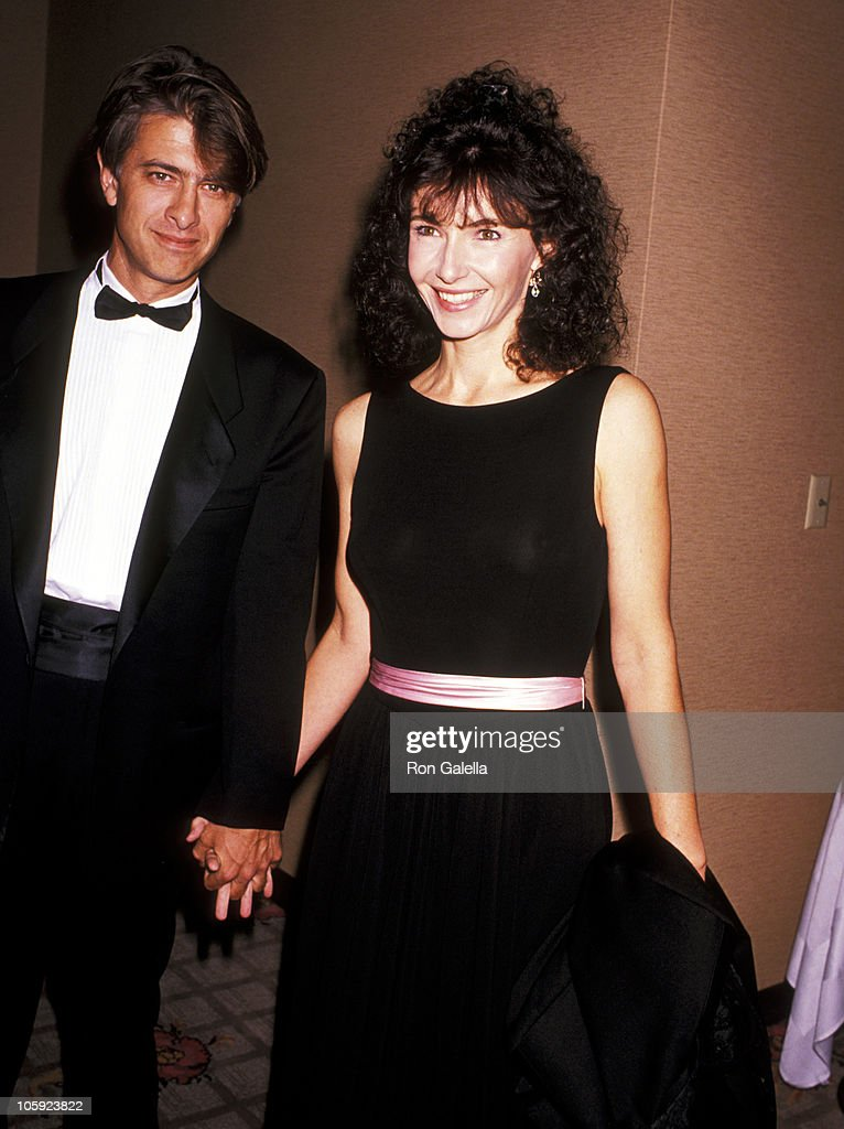 <a gi-track='captionPersonalityLinkClicked' href=/galleries/search?phrase=Mary+Steenburgen&family=editorial&specificpeople=209210 ng-click='$event.stopPropagation()'>Mary Steenburgen</a> and Bob Doleman during 1989 National Tribute Dinner Hosted By The Simon Weisenthal Center at Century Plaza Hotel in Century City, California, United States.