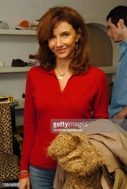 Mary Steenburgen at Converse during 2005 Park City Motorola Lodge at Motorola Lodge in Park City Utah United States