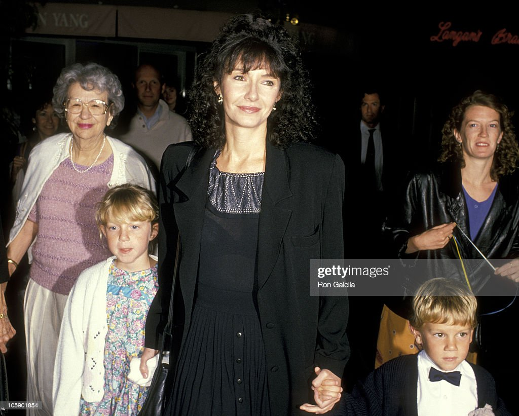 Mary steenburgen lilly mcdowell and charlie mcdowell