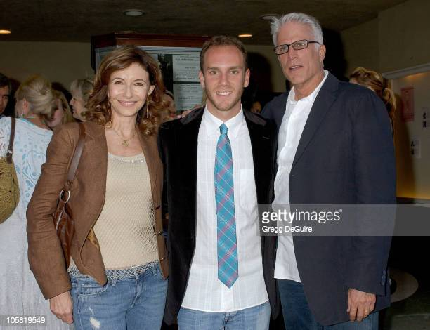 Mary Steenburgen son Charlie McDowell and Ted Danson