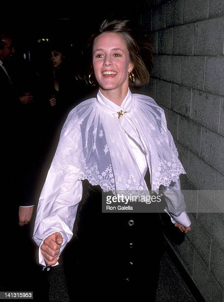 Mary Stuart Masterson at the 1990 DW Griffith Awards Equitable Center New York City