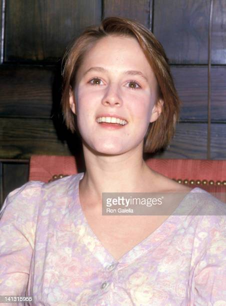 Mary Stuart Masterson at the Fundraiser held by the Performing Arts for Nuclear Disarmament National Arts Club New York City