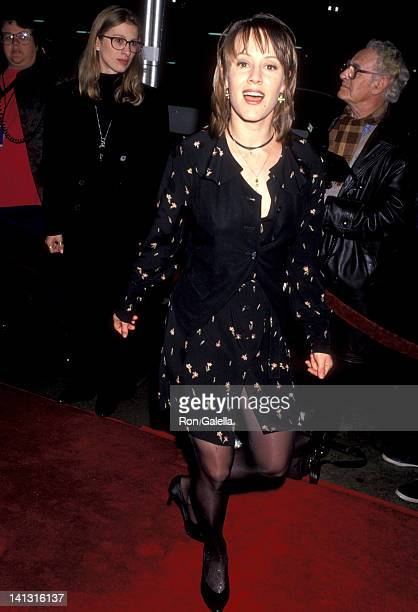 Mary Stuart Masterson at the Premiere of 'Benny Joon' WGA Theater Beverly Hills