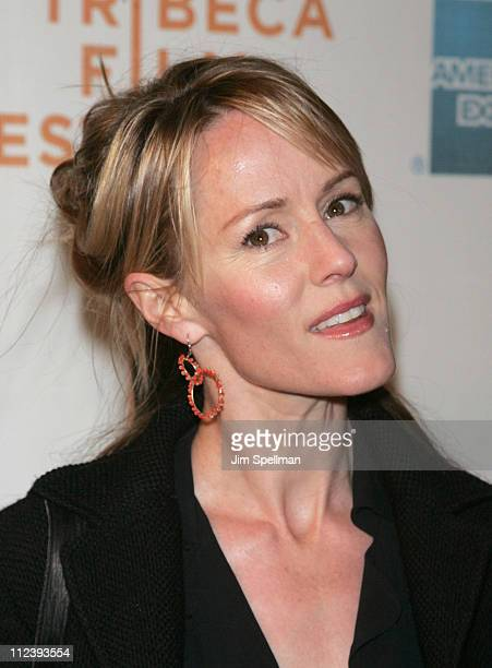 Mary Stuart Masterson during 6th Annual Tribeca Film Festival 'Gardener of Eden' Outside Arrivals at Tribeca Performing Arts TPAC in New York City...