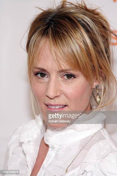 Mary Stuart Masterson during 6th Annual Tribeca Film Festival Premiere of 'The Cake Eaters' Red Carpet at Clearview Chelsea West Cinemas at 333 West...