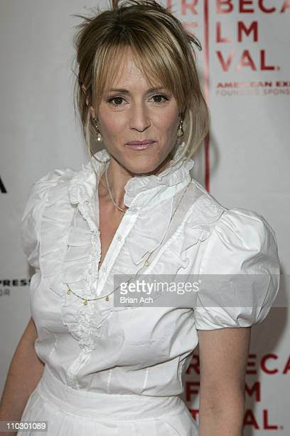 Mary Stuart Masterson during 6th Annual Tribeca Film Festival 'The Cake Eaters' Red Carpet Arrivals at Clearview Chelsea West Cinemas in New York...