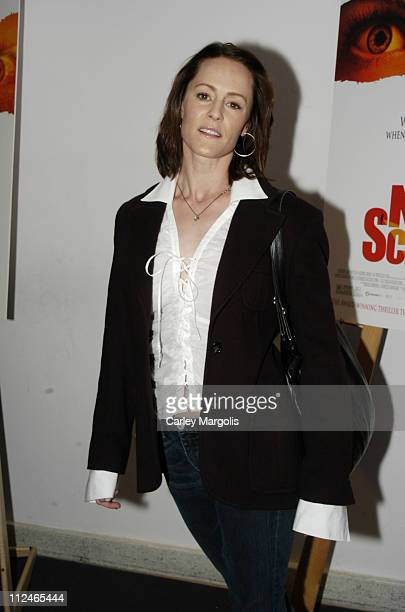 Mary Stuart Masterson during 'I'm Not Scared' A Screening of an Italian Film with an Italian Dinner Arrivals at Lighthouse International in New York...