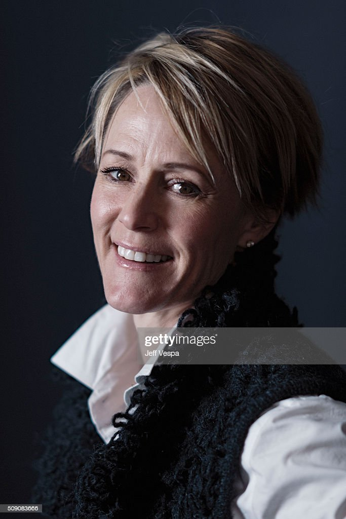 <a gi-track='captionPersonalityLinkClicked' href=/galleries/search?phrase=Mary+Stuart+Masterson&family=editorial&specificpeople=209112 ng-click='$event.stopPropagation()'>Mary Stuart Masterson</a> of 'As You Are' poses for a portrait at the 2016 Sundance Film Festival on January 25, 2016 in Park City, Utah.