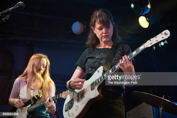 Mary Timony plays songs from her band Helium at the Rock and Roll Hotel