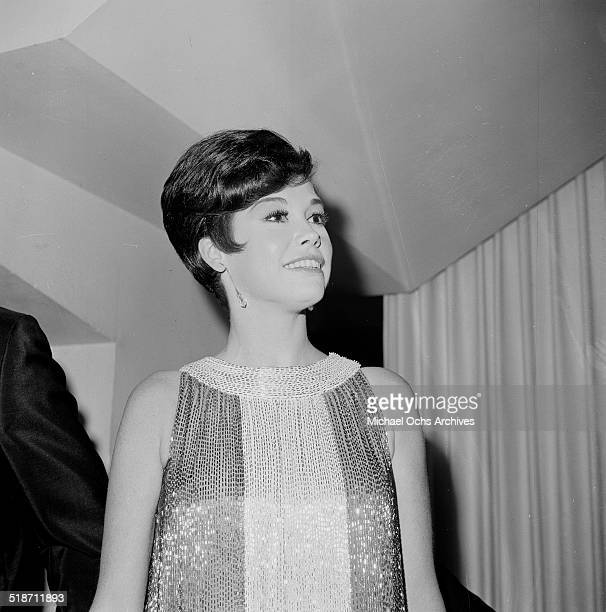 Mary Tyler Moore attends an event in Los AngelesCA