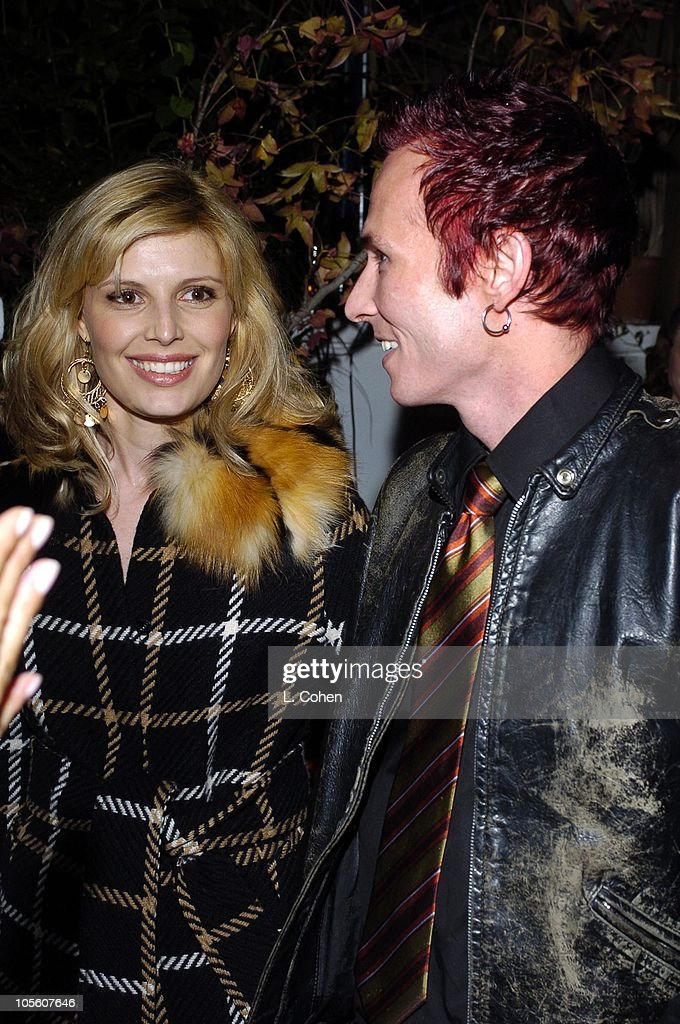 Mary Weiland and Scott Weiland. Scott Weiland of Velvet Revolver and guests celebrate his birthday at a surprise party thrown by wife Mary Weiland The party was held in the midst of the band's U.S. concert tour in support of their platinum Contraband album.