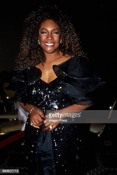 Mary Wilson attends the Night of 100 Stars III AfterParty circa 1990 in New York City