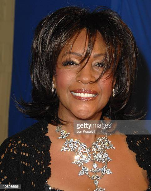 Mary Wilson during 'Dreamgirls' Los Angeles Premiere Arrivals at Wilshire Theatre in Beverly Hills California United States