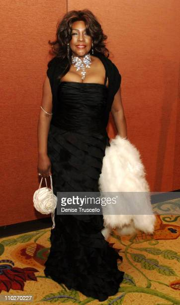 Mary Wilson during Nevada Ballet Theatre Honors Rita Rudner as Woman of the Year 2006 at Wynn Hotel and Casino Resort in Las Vegas Nevada United...