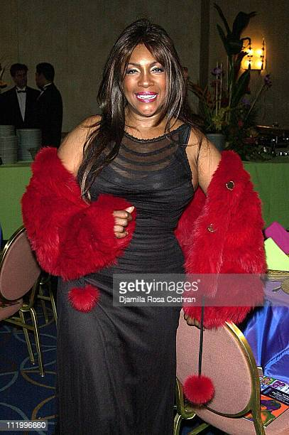 Mary Wilson during The 13th Annual Rhythm and Blues Pioneer Awards at Manhattan Center in New York City New York United States