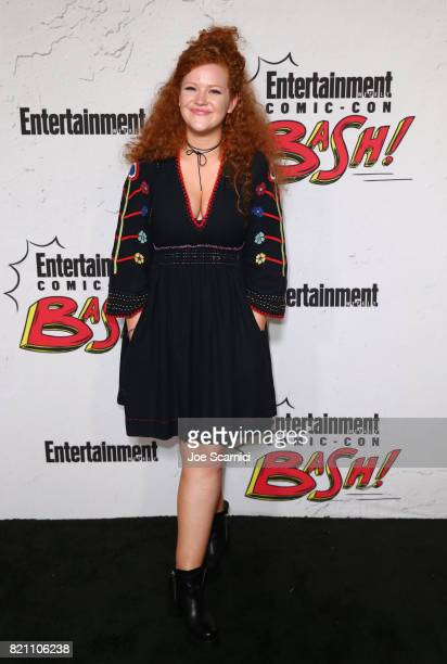 Mary Wiseman at Entertainment Weekly's annual ComicCon party in celebration of ComicCon 2017 at Float at Hard Rock Hotel San Diego on July 22 2017 in...