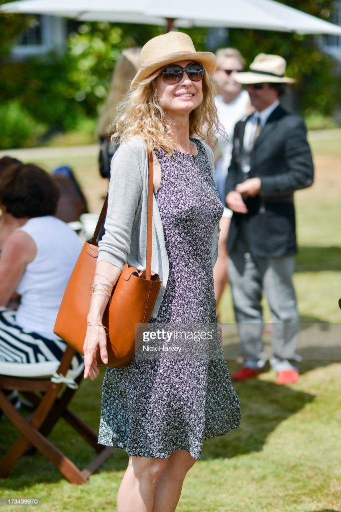 Maryam d'Abo attends the Cartier Style et Luxe at Goodwood Festival of Speed on July 14, 2013 in Chichester, England.