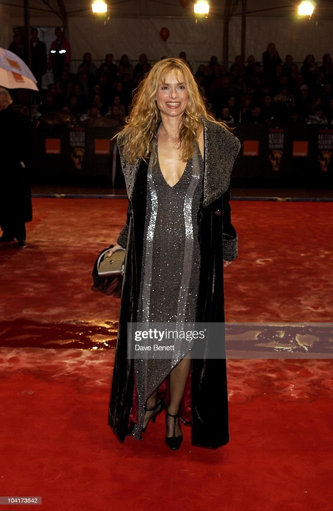 Maryam D'Abo, The Orange British Academy Film Awards (bafta) 2002, At The Odeon, Leicester Square, London