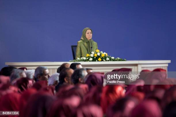 Maryam Rajavi congratulates Zahra Merrikhi for her election as the new Secretary General of the principle Iranian opposition the Peoples Mojahedin...