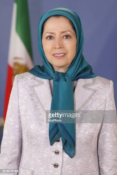 Maryam Rajavi the Presidentelect of the National Council of Resistance of Iran in Over sur Oise France on 28 July 2017 welcomed adoption of a bill by...