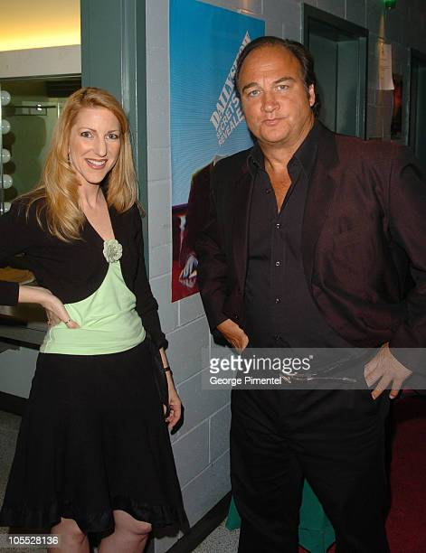 Maryellen Hooper and Jim Belushi during Montreal Just For Laughs Comedy Festival Closing Night July 23 2005 at Spectrum in Montreal Quebec Canada