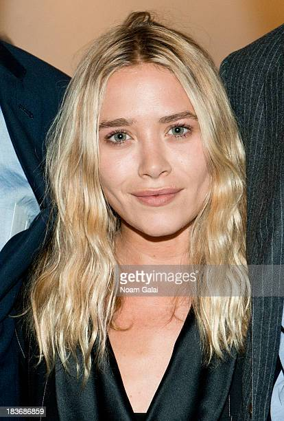 MaryKate Olsen attends 2013 'Take Home A Nude' Benefit Art Auction And Party at Sotheby's on October 8 2013 in New York City