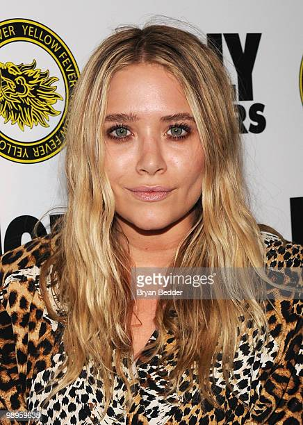 MaryKate Olsen attends the 'Holy Rollers' premiere at Landmark's Sunshine Cinema on May 10 2010 in New York City