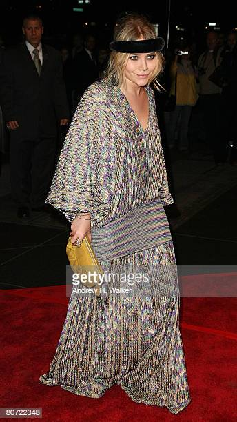 MaryKate Olsen attends the New Yorkers for Children celebration of 'New Year's in April A Fool's Fete' presented by Missoni at the Mandarin Oriental...