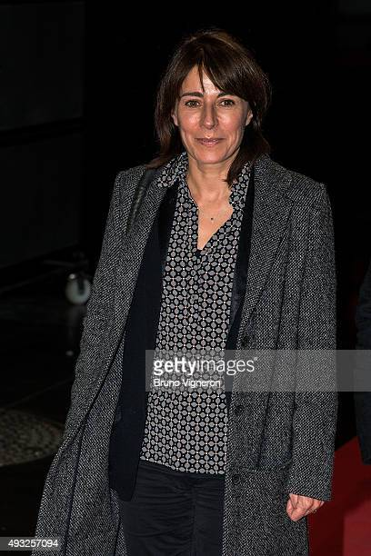 Maryline Canto attends the closing ceremony 7th Lumiere Film Festival on October 18 2015 in Lyon France