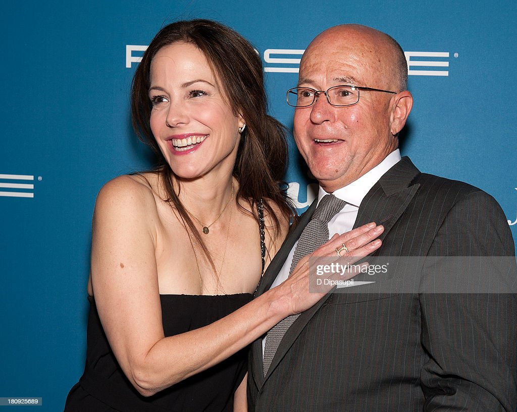 <a gi-track='captionPersonalityLinkClicked' href=/galleries/search?phrase=Mary-Louise+Parker&family=editorial&specificpeople=208766 ng-click='$event.stopPropagation()'>Mary-Louise Parker</a> (L) and Esquire Editor-in-Chief David Granger attend the Esquire 80th Anniversary And Esquire Network Launch Celebration at Highline Stages on September 17, 2013 in New York City.