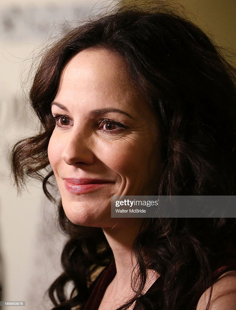 <a gi-track='captionPersonalityLinkClicked' href=/galleries/search?phrase=Mary-Louise+Parker&family=editorial&specificpeople=208766 ng-click='$event.stopPropagation()'>Mary-Louise Parker</a> at the Broadway Opening Night After Party for 'The Snow Geese'' at Copacabana on October 24, 2013 in New York City.