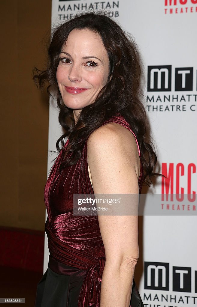 <a gi-track='captionPersonalityLinkClicked' href=/galleries/search?phrase=Mary-Louise+Parker&family=editorial&specificpeople=208766 ng-click='$event.stopPropagation()'>Mary-Louise Parker</a> attends the Broadway Opening Night After Party for 'The Snow Geese'' at Copacabana on October 24, 2013 in New York City.