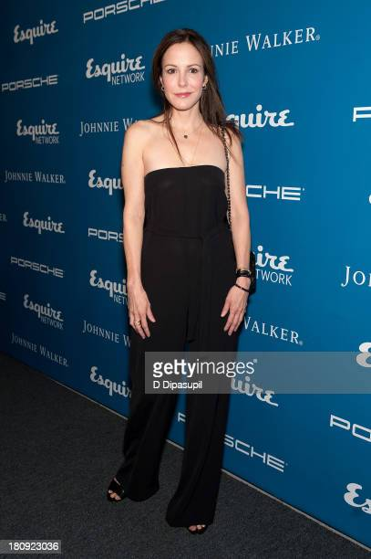 MaryLouise Parker attends the Esquire 80th Anniversary And Esquire Network Launch Celebration at Highline Stages on September 17 2013 in New York City