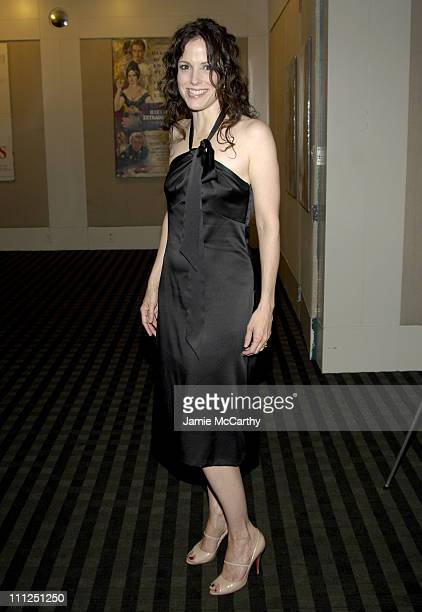 MaryLouise Parker during 5th Annual Young Friends of Film Honors Campbell Scott at Furman Gallery at The Walter Read Theater Lincoln Center in New...