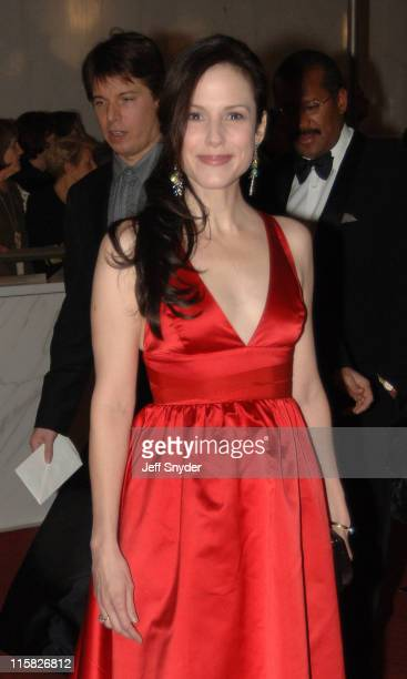 MaryLouise Parker during The 28th Annual Kennedy Center Honors Arrivals at The Kennedy Center for the Perfoming Arts in Washington DC United States