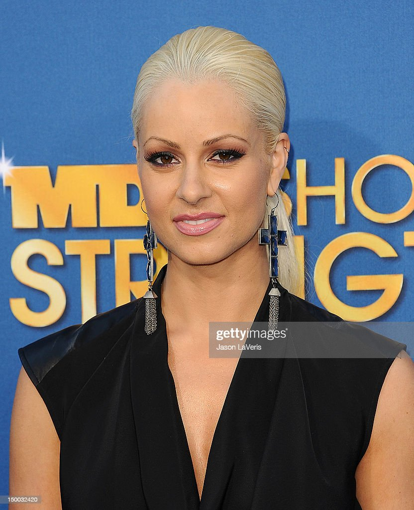 Maryse Ouellet attends the MDA Labor Day Telethon at CBS Studios on August 8, 2012 in Los Angeles, California.