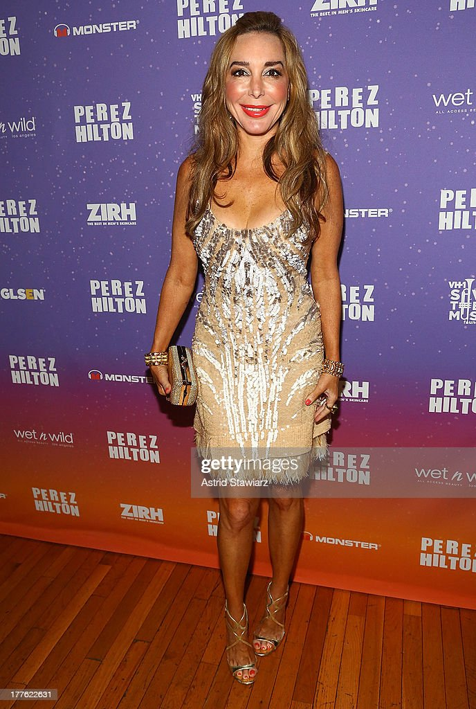 Marysol Patton attends Perez Hilton's One Night In Brooklyn at Music Hall of Williamsburg on August 24, 2013 in New York City.