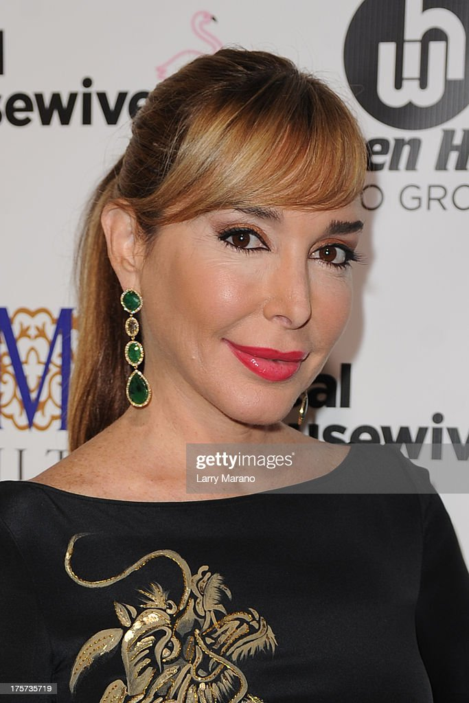 <a gi-track='captionPersonalityLinkClicked' href=/galleries/search?phrase=Marysol+Patton&family=editorial&specificpeople=4422681 ng-click='$event.stopPropagation()'>Marysol Patton</a> attends The Real Housewives of Miami Season 3 Premiere Party on August 6, 2013 in Miami, Florida.