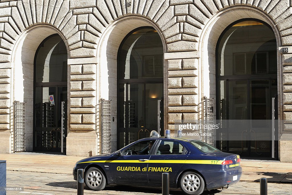 Marzotto Group Headquarters in Milan on November 6, 2012 in Milan, Italy. Italian police have confiscated €65m of assets which also include a 15th century castle, from the Marzotto family and its business associates for a suspected tax evasion relating to the 2007 sale of the luxury Valentino fashion brand.