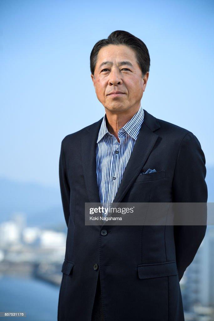 Mazda President Masamichi Kogai Portrait Session