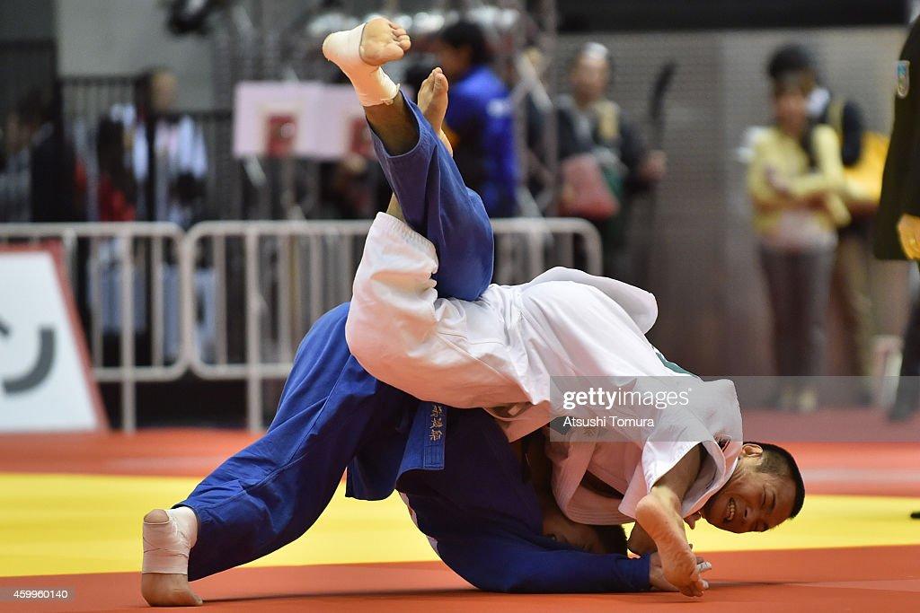 Judo Grand Slam Tokyo 2014 - Day 1