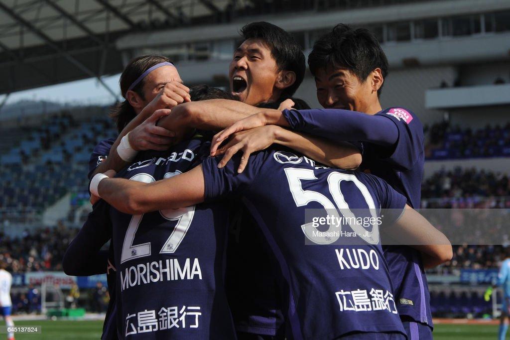 Sanfrecce Hiroshima v Albirex Niigata - J.League J1